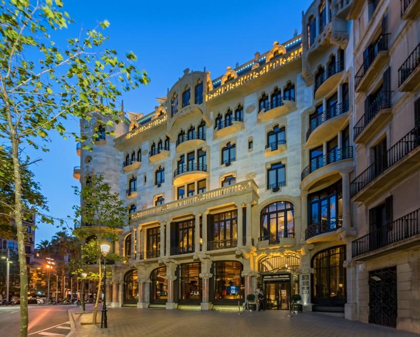 Hoteles urbanos